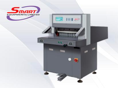 Hydraulic-Paper-Cutting-Machine