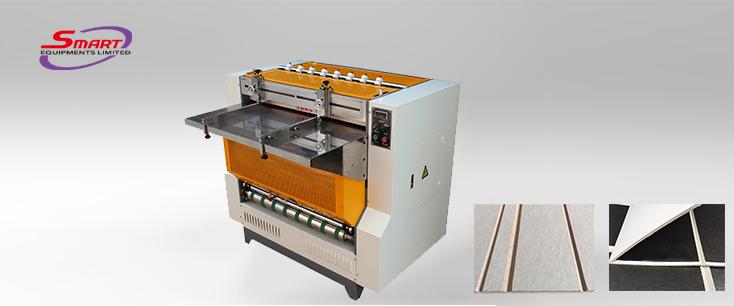 Paperboard grooving machine_734X306