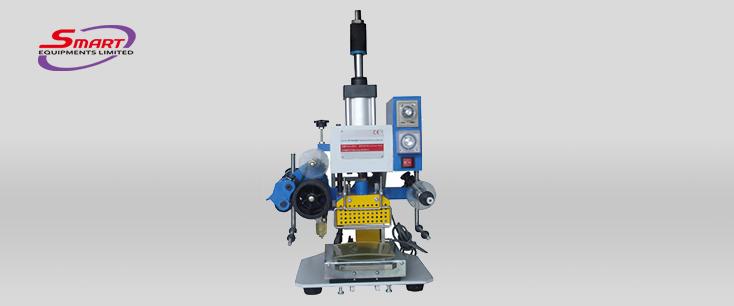 Pneumatic hot stamping machine_734X306